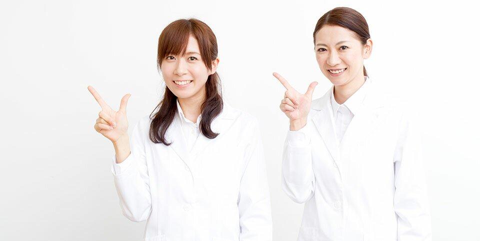2人の女医